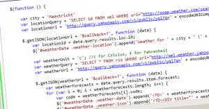 Cross-domain webservice calls using JSONP - Alain de Klerk - Alain's